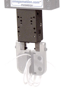 Pneumatic Angular Grippers 180° | DCT-RE Series  Angular 180° Gripper with Spring Assist