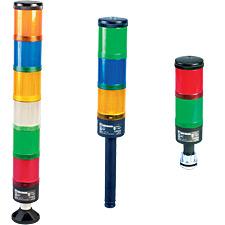 Modular Stacking Beacons. 65mm Dia. | E26 Series