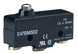 Precision Limit Switches | E47 Series