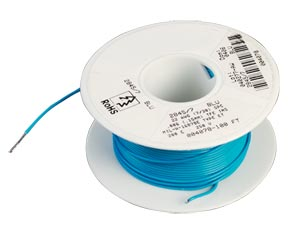 Silver Plated Copper Instrument Wire, PTFE Insulation | HW2800 Series
