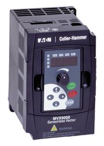 Sensorless Vector Adjustable Frequency AC Drives   MVX9000 Series