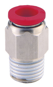 Pneumatic Quick Connect Air Fittings - Omega Engineering | Pneumatic Air Line Fittings for Metric and Standard Tubing