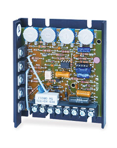 Variable DC Motor Speed Controller  - order online   OMDC-125 Series Variable Speed Control