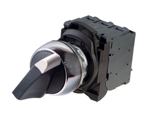 Selector Tight Switches 2, 3 and 4-Way  - order online | OMPBD7-SS 22mm Series Selector Switches