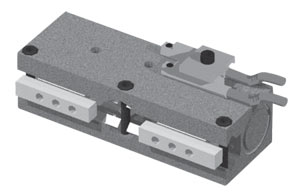 RPL SERIES Parallel Pneumatic Grippers - Low Profile   RPL Series Parallel Gripper