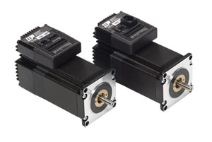 Integrated Stepper Drives/Motors   STM Series
