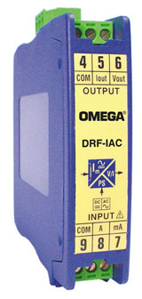 DC and AC Current Input Signal Conditioners   DRF-IDC and DRF-IAC