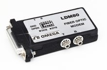Signal Powered Fiber Optic Modem | LDM80 Series