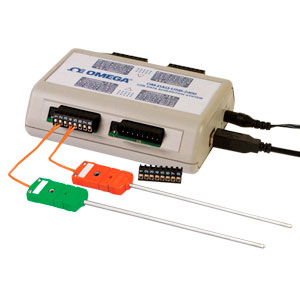 Thermocouple/Voltage Input USB Data Acquisition Module | OM-DAQ-USB-2401