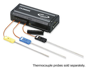 USB Process Inputs & Thermocouple data Acquisition system | OMB-DAQ-54/55/56