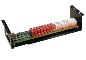 16-Channel Isolated Digital I/O Signal Conditioning Card for OMB-LOGBOOK-300, OMB-DAQBOARD-2000 Series and OMB-DAQSCAN-2000 Series | OMB-DBK208