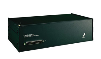 16-Slot Multi-Purpose Isolated Signal Conditioning Module for OMB-LOGBOOK and OMB-DAQBOARD-2000 Series  | OMB-DBK42