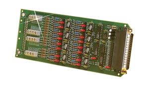 8-Channel High-Voltage Input Card for OMB-LOGBOOK  and OMB-DAQBOARD-2000 Series | OMB-DBK8