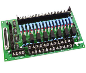 24-Channel Power Relay Output Board | OME-DB-24PR and OME-DB-24PRD