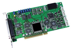 100 KS/s and 200 KS/s 16-Bit Analogue and Digital I/O PCI Data Acquisition Boards   OME-PCI-1602, OME-PCI-1602F