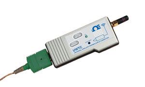 Wireless Thermocouple temperature monitoring system | UWTC Series