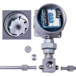 High Accuracy, High Pressure, Low Flowmeters   FTB500 Series