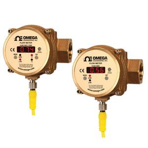 Vortex Flow Meter | Flow & Temperature Transmitter | FV100 Series