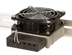 Din Rail Enclosure Heater