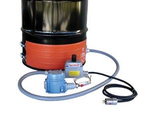 Explosion Resistant Drum Heaters | SEPDH Series