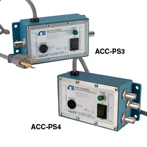 Accelerometer power supply | ACC-PS3A and ACC-PS4A