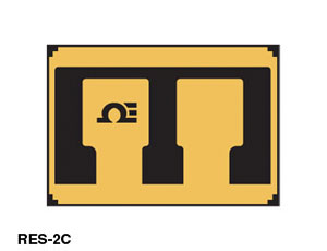 Bridge-Balancing and Zero Temperature-Compensation Resistors   RES-2C, RES-5C, RES-2N, RES-5N
