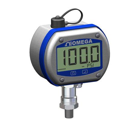 Digital Pressure Gauge With Rugged Ip65 Enclosure Ideal