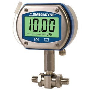 Differential Pressure transducer from Omega Engineering | DPGM409DIFF Series