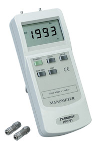 HHP91 Manometer | HHP91
