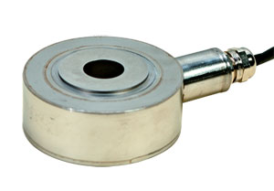 LC8300 Series Compact Through-Hole Load Cells | LC8300