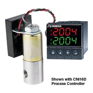 Low-cost, Electronically Controlled Proportional Valves Using Solenoid Technology, Gases Only | PV100