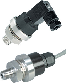 OEM Style Pressure Transducers Stainless Steel Wetted Parts with Current Output | PX482A and PX482AD Series