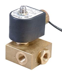 3-Way and 4-Way Solenoid Valves Direct-Acting or Pilot-Operated   SV240, SV250, SV260 and SV270 Series