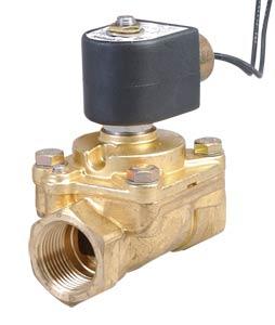 SV290_SERIES 2-Way Anti-Waterhammer Solenoid Valves | SV290 Series