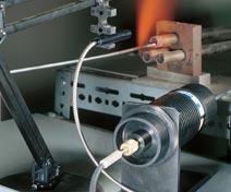 fiber optics in temperature measurement