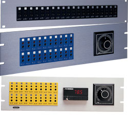 19 inch Socket Panels with Standard Thermocouple Connectors | 19SJP Series