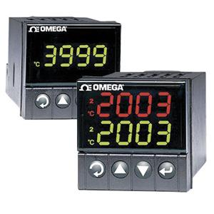 1/16 DIN temperature controllers   CNi16 Series