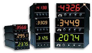 i-Series 1/32, 1/16, 1/8 DIN Temperature/Process Meters | DPi Series