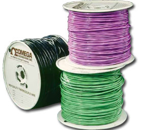 UL Listed Extension Grade Thermocouple Wire | EXPP-K-(*)-UL
