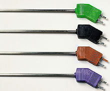 Low Noise Thermocouple Probes with Mini Plug | G(*)MQSS Series
