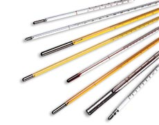 Low Cost Glass Thermometers | GT-736000 Series