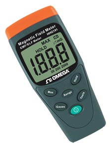 Magnetic Field Gauss Meter   HHG191