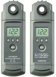 HHLM3_HHUVA1 Series Light Meter   HHLM3