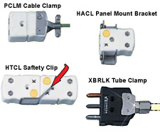Thermocouple connector Accessories | Ceramic and Three-Pin Connector Accesories