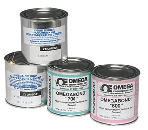 Thermally Conductive High Temperature Cements | OMEGABOND® Chemical SetCement Series