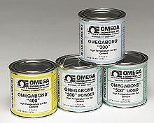High Temperature Cements, Models, OB-300, OB-400, OB-500,   OMEGABOND™ Air Set Cement Series