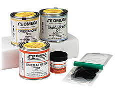 High Temperature and High heat Conductive Paste | OT-201-1/2, OT-201-2, OT-201-16, OT-201-32