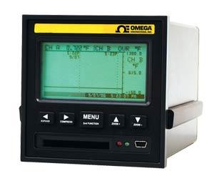 Paperless universal inputs Recorder | RD8250 Series