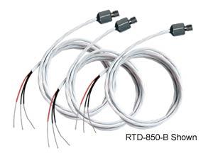 RTD Sensors Class B Industrial Grade 3-Packs | RTD-800-B Series